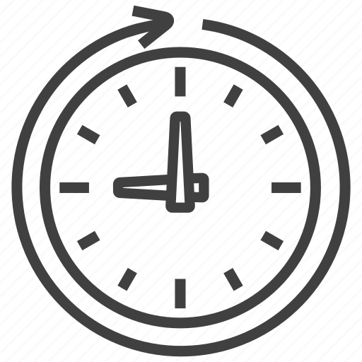 clock, processing, schedule, services, time, timer, watch icon