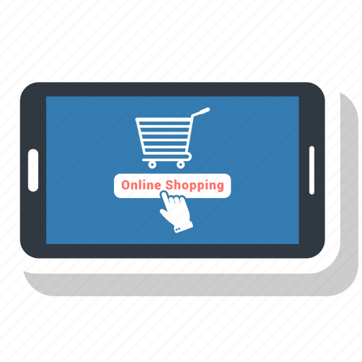 online, online shopping, shop, store icon