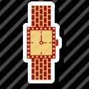 watch, clock, wristwatch, time