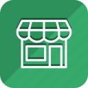 ecommerce, finance, money, shop, shope, shopping, store icon