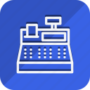cart, cash register, ecommerce, finance, money, shop, shopping icon