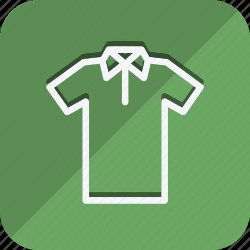 cart, ecommerce, finance, money, polo shirt, shopping, tshirt icon