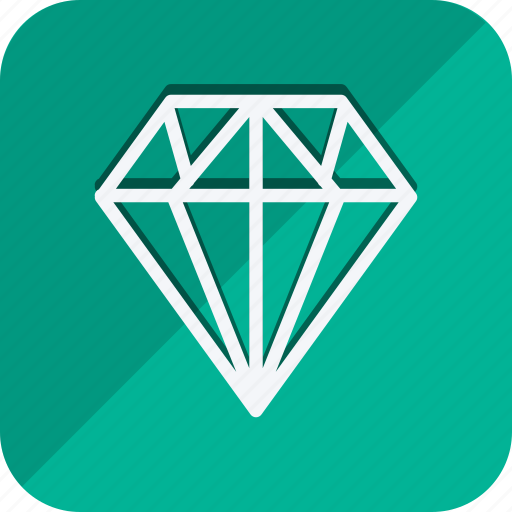 Cart, ecommerce, finance, money, shop, shopping, diamond icon - Download on Iconfinder