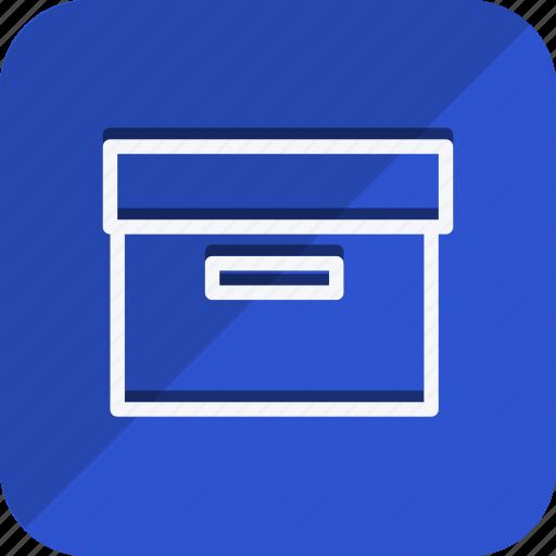 box, cart, ecommerce, finance, money, shop, shopping icon