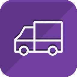 delivery truck, ecommerce, finance, money, shop, shopping, truck icon