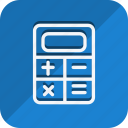 calculator, cash, currency, money, payment, shop, shopping icon