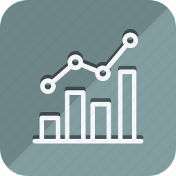 ecommerce, finance, growth, increase, money, shop, shopping icon