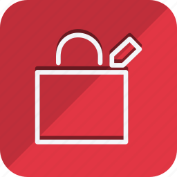 cart, ecommerce, finance, money, shop, shopping, shopping bag icon