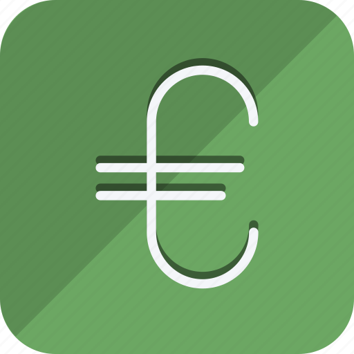 cash, currency, euro, finance, money, shop, shopping icon