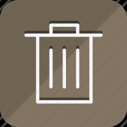 cart, ecommerce, finance, money, shop, shopping, trash bin, wallet icon
