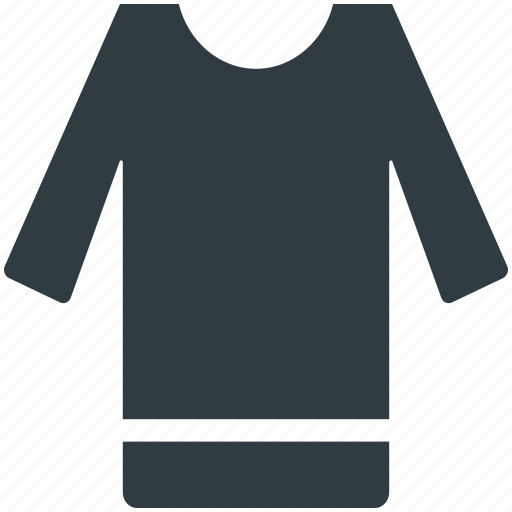 clothes, garment, shirt, sports wear, tee icon