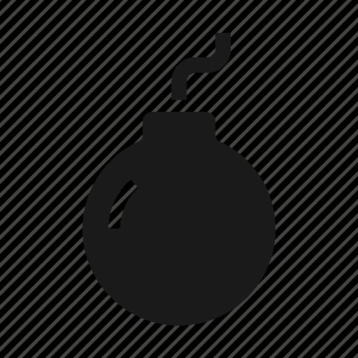 Bomb, explosion, danger icon - Download on Iconfinder