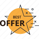 discount, ecommerce, offer, price, sale, shopping, sticker icon