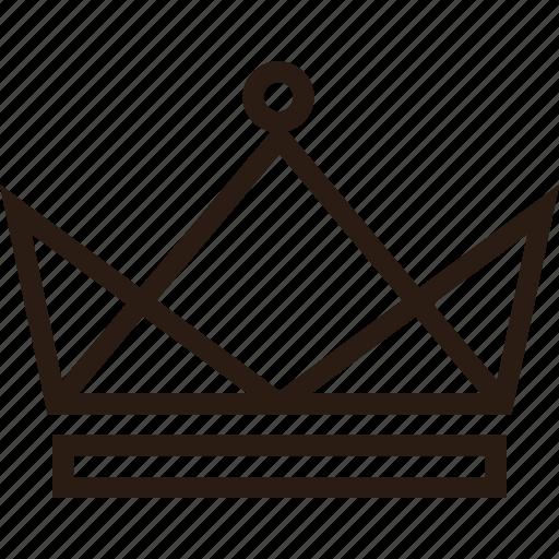 crown, premium, royal, vip icon