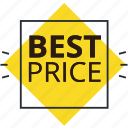 badge, discount, offer, price, sale, shopping, sticker icon