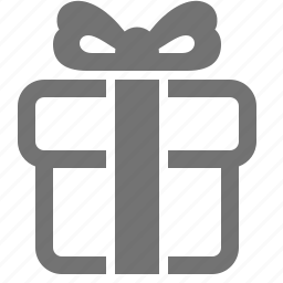 birthday, box, christmas, donation, gift, present icon