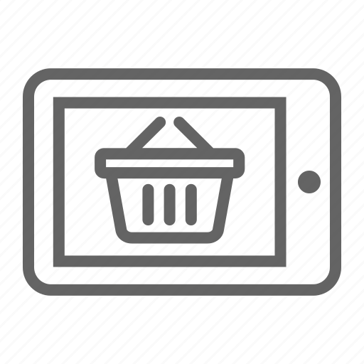 business, market, money, shop, shopping, store icon
