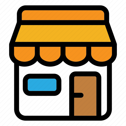 business, commerce, groceries, shop, store icon