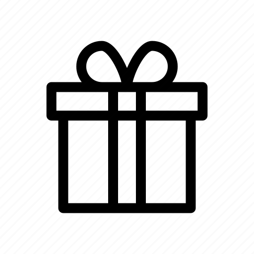 gift, gift box, present, suprise, wrapped icon