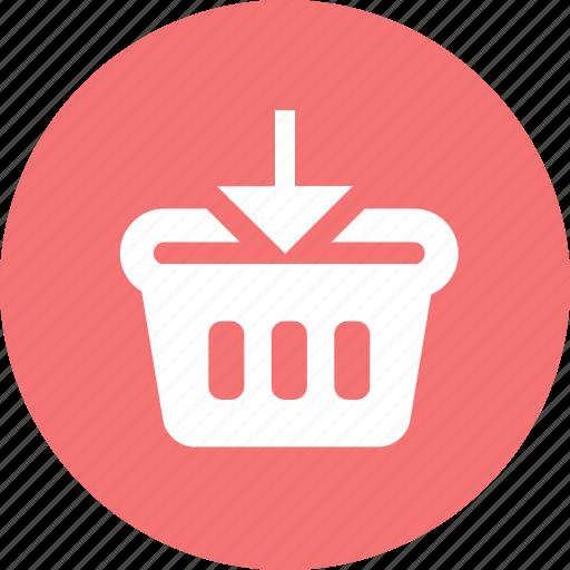 add to cart, basket, cart, ecommerce, shopping, shopping cart, shopping marketing icon