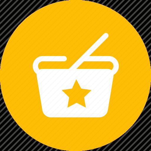 finance, marketing, shopping market icon