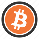 baht, bit, bitcoin, business, buy, cash, coin, crypto, currency, finance, gold, money, secure, shopping icon