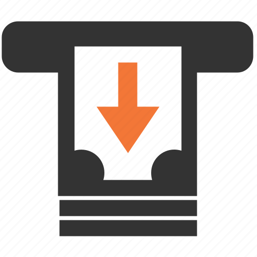 cash, cashout, money, withdraw icon