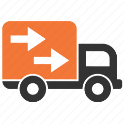 arrival, delivery, fast, shipping icon