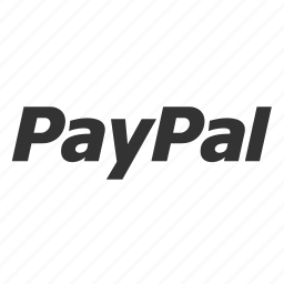 online payment, payment, payment method, paypal icon