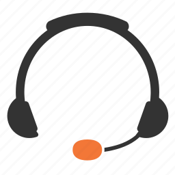 contact, headphones, headset, question, support icon