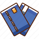 card, payment, shopping icon
