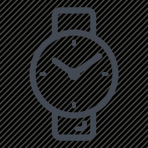 smart watch, time, wrist watch icon