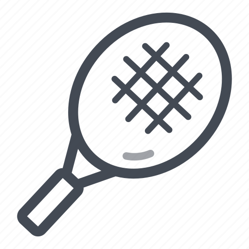 equipment, rennis eacquet, sport, tennis, tennis racket icon
