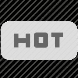 discount, hot, popular, price, sale icon