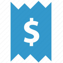 buy, invoice, offer, payment, price, receipt, sale icon