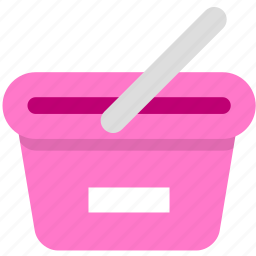 basket, buy, cart, ecommerce, market, shop, shopping icon