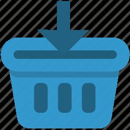 basket, buy, cart, market, sale, shop, shopping icon