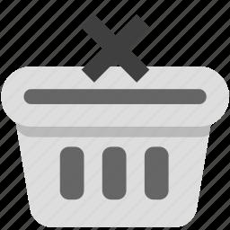 basket, buy, cart, ecommerce, market, shop, store icon