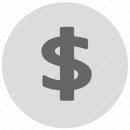 currency, dollar, money, usd icon