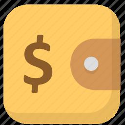 balance, buy, cash, finance, money, wallet icon