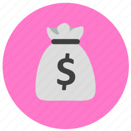 cash, coin, currency, finance, money icon