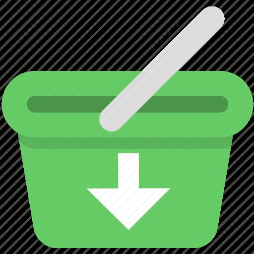 basket, buy, cart, ecommerce, market, sale, shopping icon