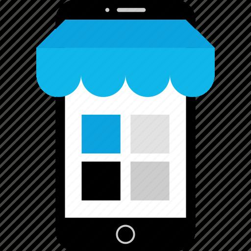 amaon, business, online, web icon