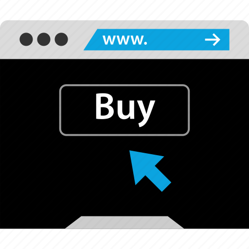 Arrow, buy, click, www icon - Download on Iconfinder