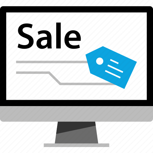 ecommerce, event, sale, sign icon