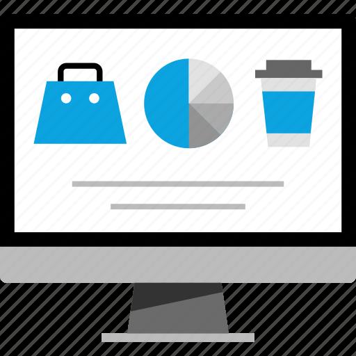 market, marketing, seo, shop icon