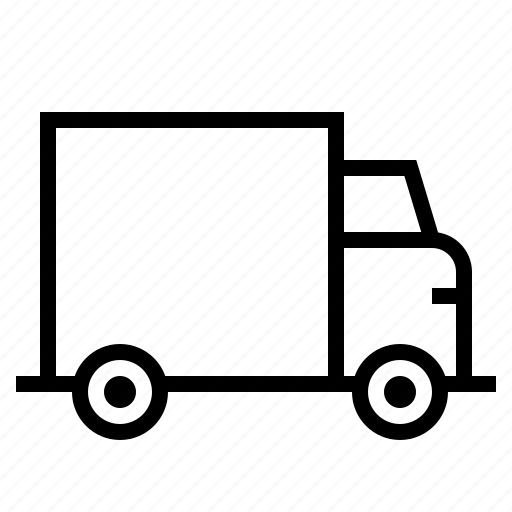 delivery, ecommerce, shipping, transport, truck, vehicle icon
