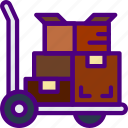 box, buy, ecommerce, money, shopping, trolley