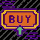 buy, ecommerce, money, press, shopping