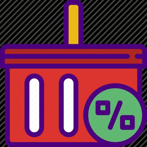 buy, discount, ecommerce, money, shopping icon